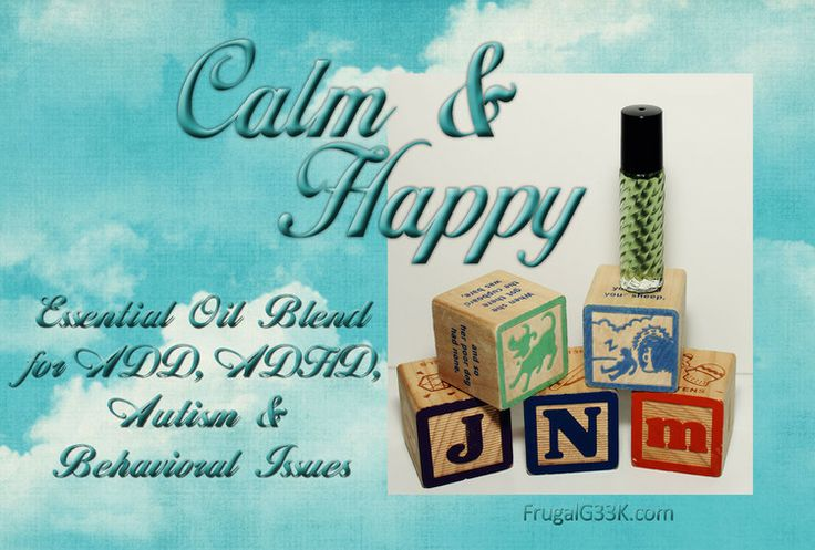 calm and happy blend