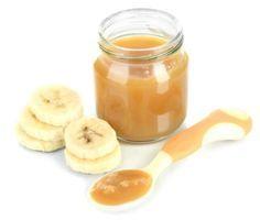 Recette de Compote de bananes pour bébé (4 à 6 mois)