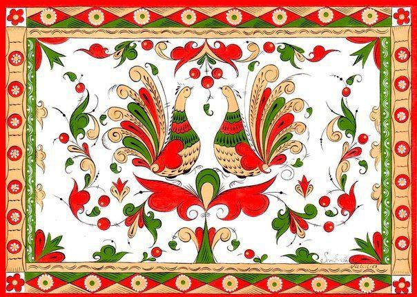 пермогорская роспись композиция в круге: 4 тыс изображений найдено в Яндекс.Картинках