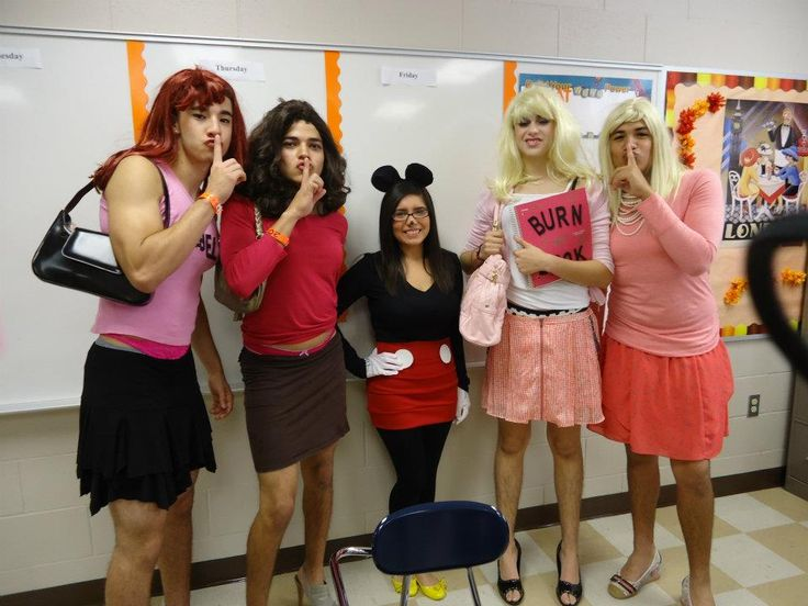 Mean Girls epic halloween costume