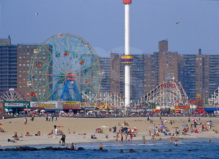 """Another adventure in the deck of cards called 52 Adventures in New York City is called """"Cotton Candy and Coney Island."""" As the name implies, it recommends a visit to the once-immensely-popu…"""