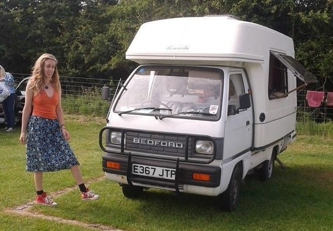 Bedford Rascal Romahome Camper Van Camper Van Camper