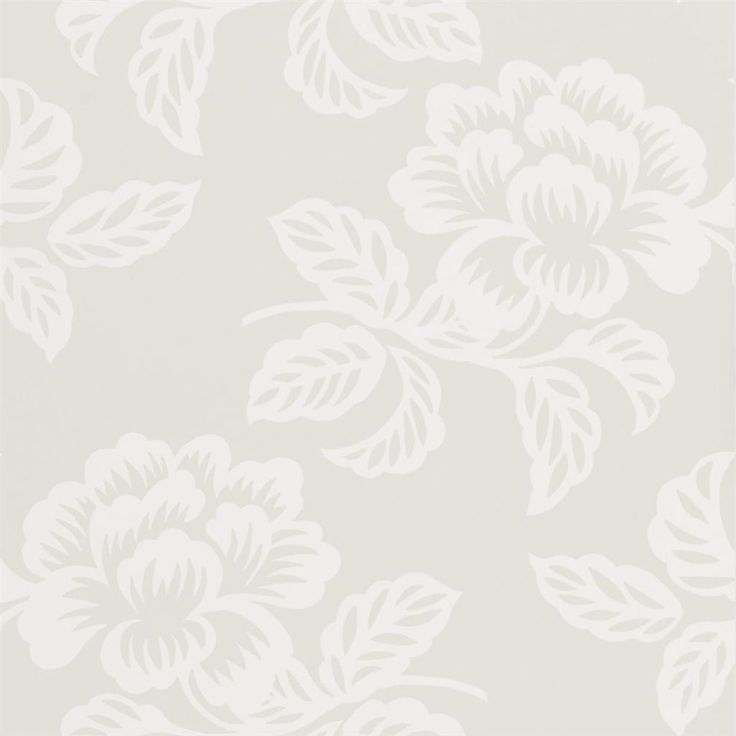 Berettino Celadon Wallpaper | Designers Guild