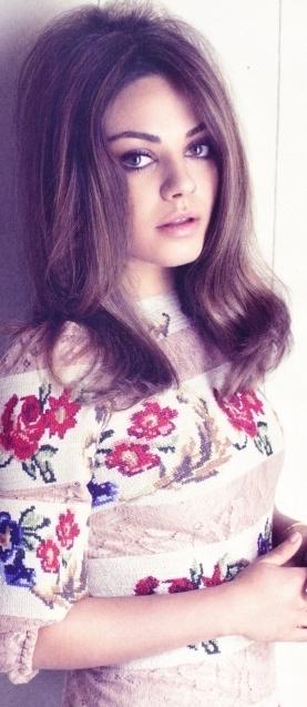 Mila Kunia in Dolce & Gabbana