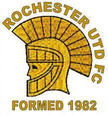 ROCHESTER UNITED FC   -  STROOD  - kent-