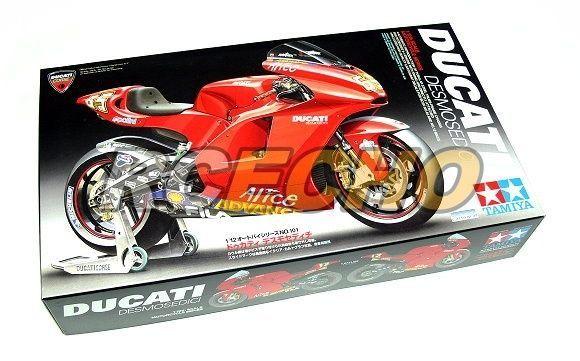 Tamiya Motorcycle Model 1 12 motorbike Ducati Desmosedici Scale Hobby 14101   eBay