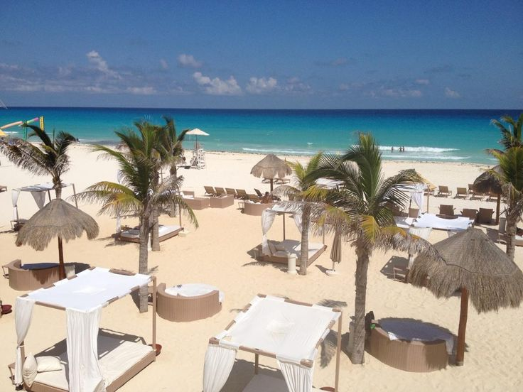 Check out this amazing view from Cancun. http://roamtheworld.net/cancun-a-travellers-paradise/