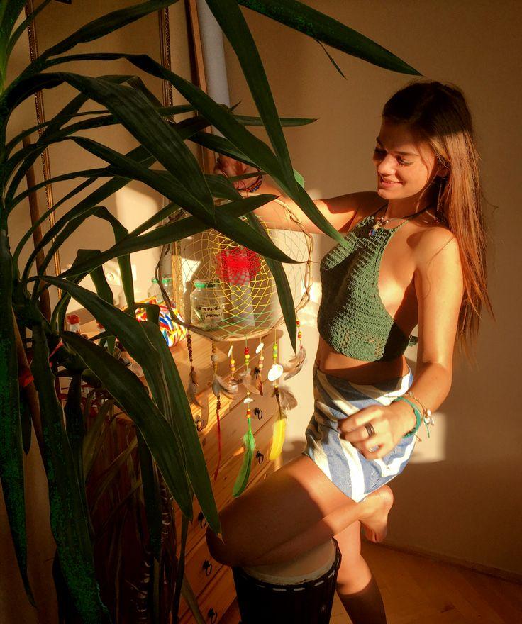 My Reggae Dream Catcher is Ready! Travel, adventure, backpacker