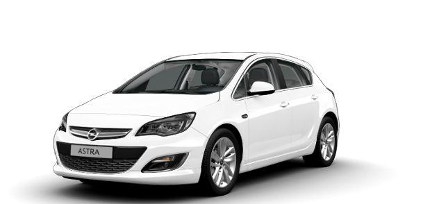 Opel Astra 5 puertas | Excellence,  1.4 Turbo 16V 140cv, Manual 6v | 21.700 €