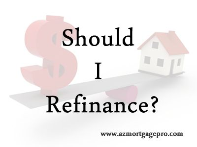 Help determining whether refinancing your home is a good idea.