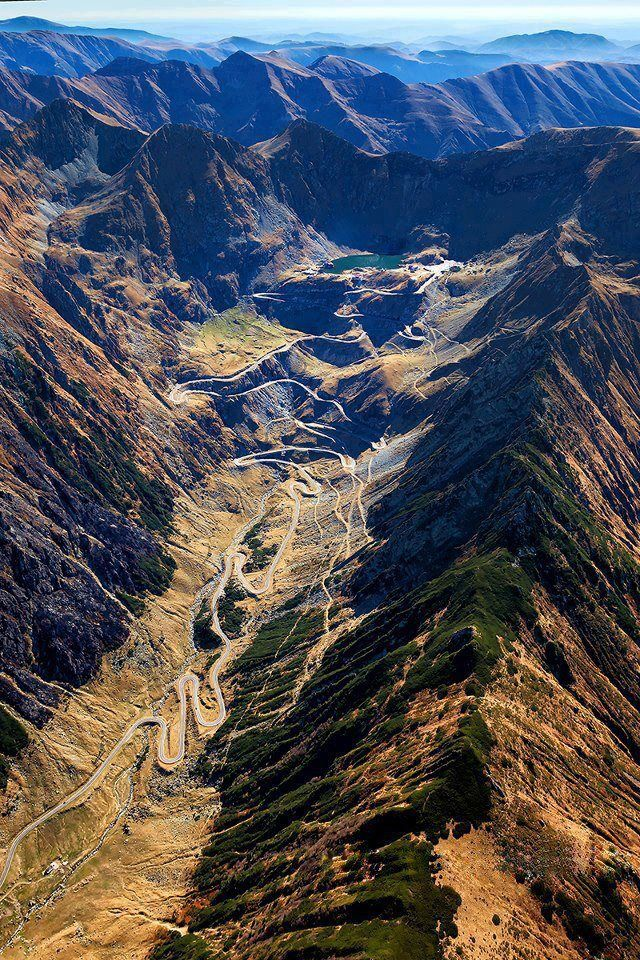 Romania Travel Inspiration - Transfagarasan/Arges-Romania