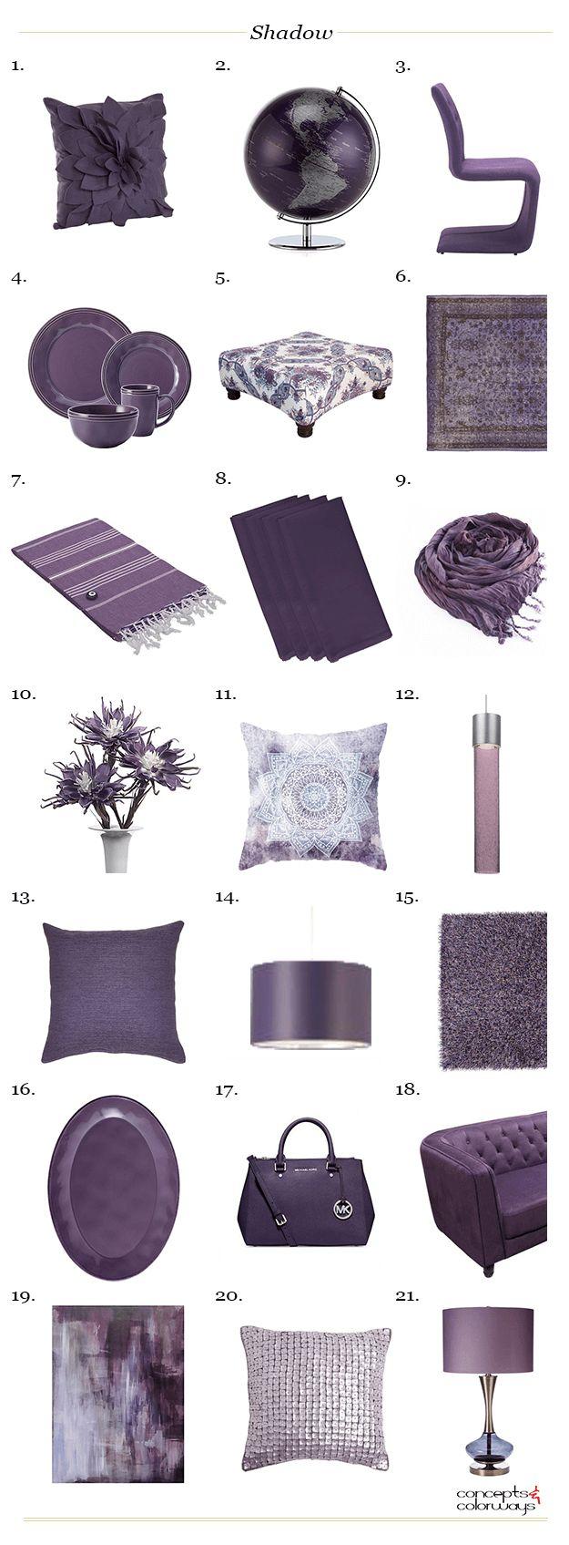 benjamin moore shadow, product roundup, 2017 color trends, dark purple, dark plum