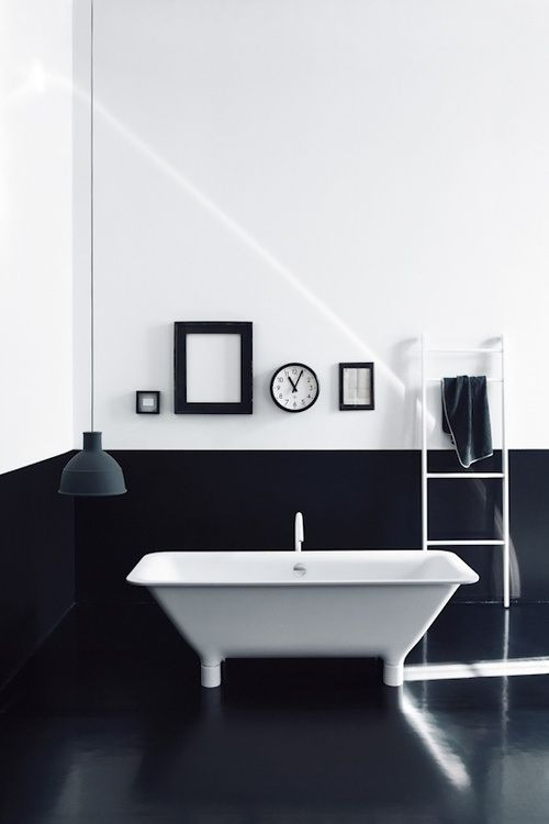 167 Best Images About Badezimmer-ideen On Pinterest | Toilets ... Badezimmer Schwarz