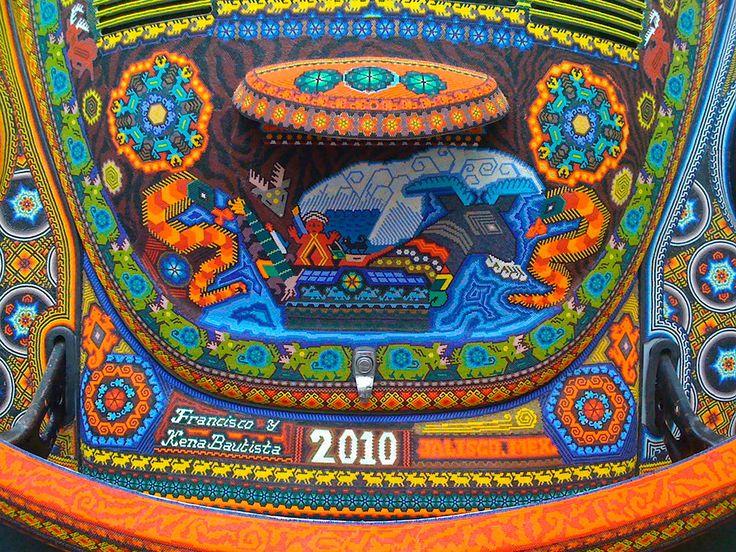 мексиканские украшения из бисера - Пошук Google