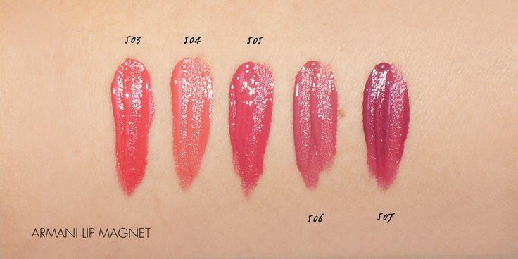 Lip Magnet Liquid Lipstick by Giorgio Armani Beauty #4