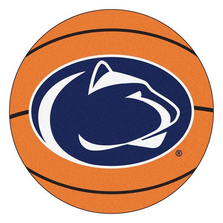 Penn State Nittany Lions Basketball Area Rug