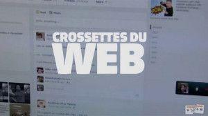 Crossettes du web - un like en inbox
