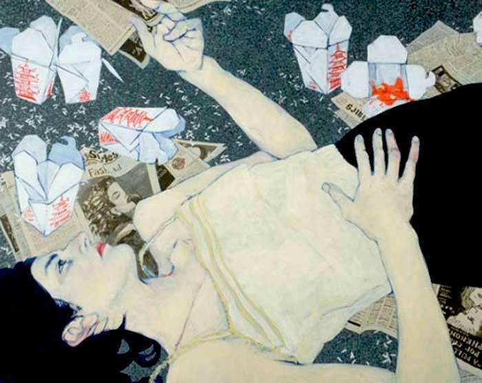 Hope Gangloff: Pintura de esquemas juveniles                                                                                                                                                                                 Más