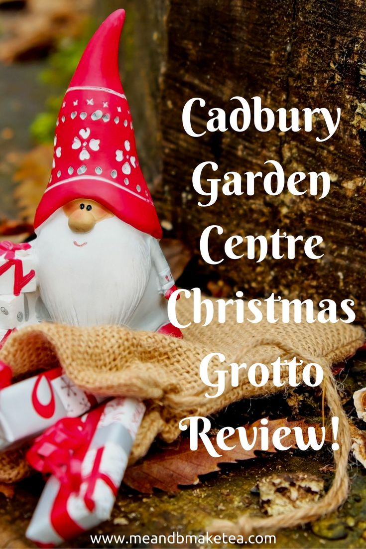 If you are planning on visiting the cadbury garden centre christmas 2016 Santa grotto then take a little read of our review here!     pets fish santa grotto bristol soft play family review of the grotto