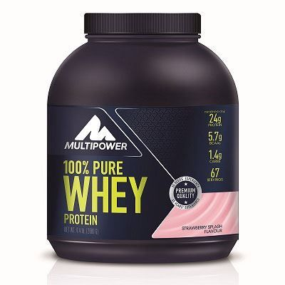Multipower %100 Pure Whey Protein Tozu 2000 gr