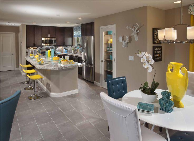 Kitchen at Maravilla Vistas by Ryland Homes