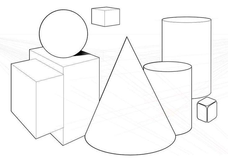Dibujos geométricos para colorear e imprimir gratis (Foto 35/35) | Ella Hoy