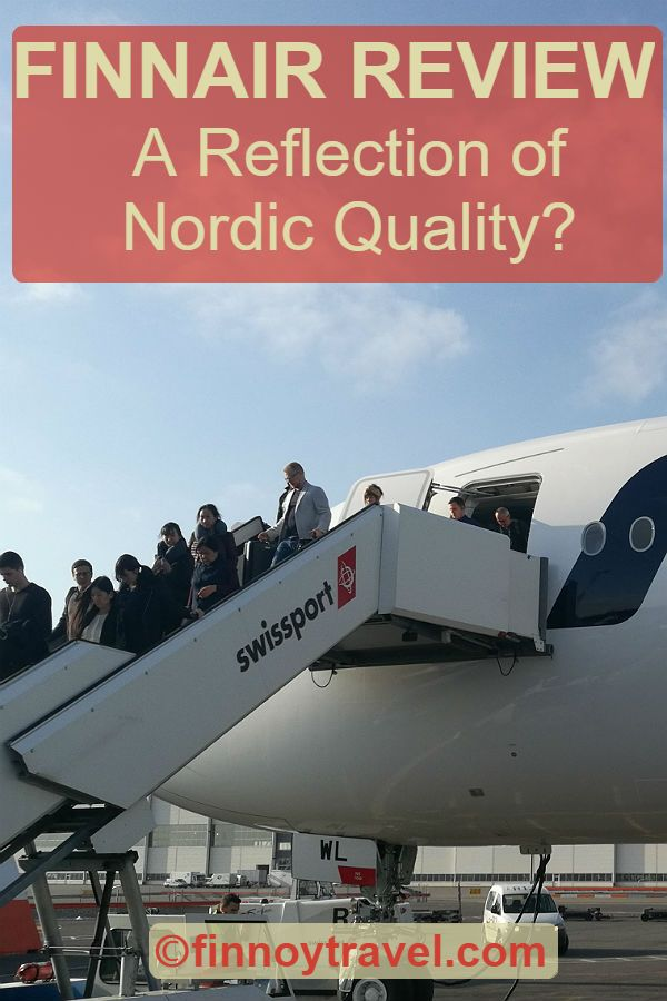 Review Finnair A Reflection Of Nordic Quality Travel