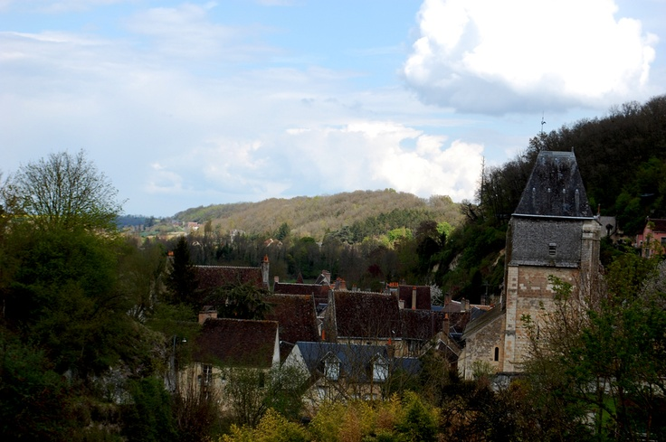 Lavardin: The Church of Saint-Genest