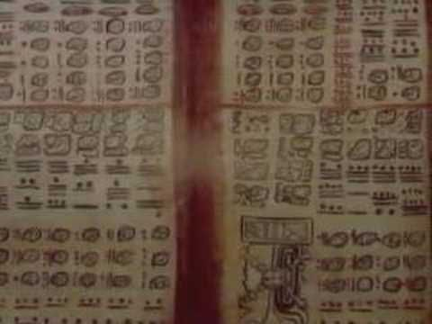 interesante video sobre la historia de los Mayas!! =)