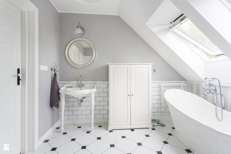 Łazienka styl Skandynawski - zdjęcie od emDesign home & decoration - Łazienka - Styl Skandynawski - emDesign home & decoration
