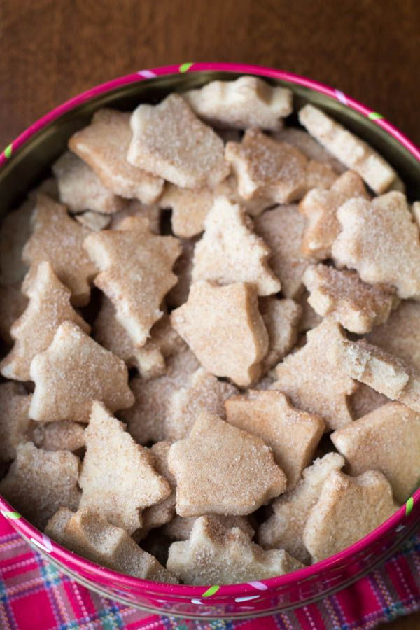Pan de Polvo or Mexican Wedding Cookies are a traditional favorite during the holidays! | Two in the Kitchen