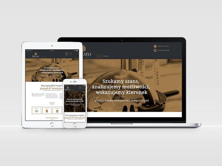 Tworzenie responsywnej strony internetowej. #reklama #marketing #strona #tworzenie