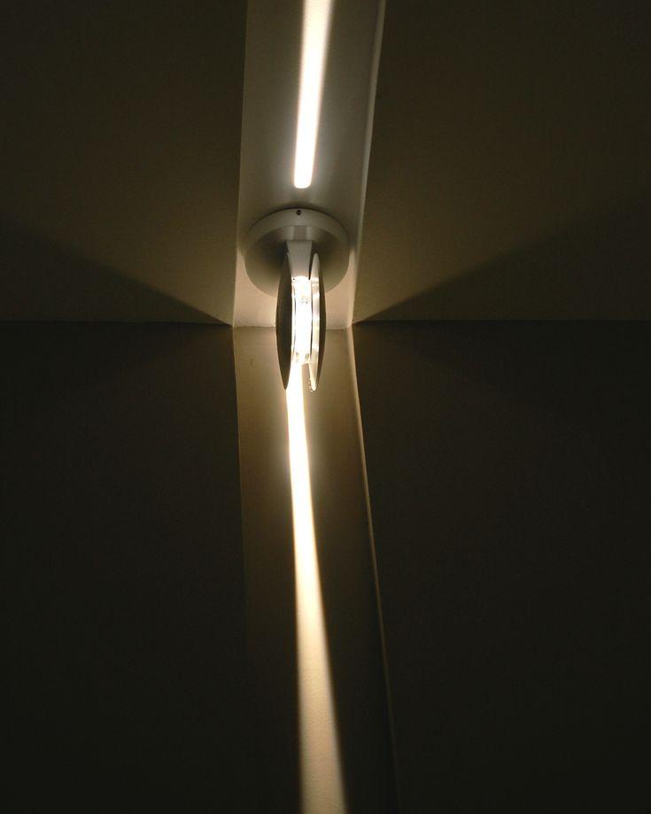 La iluminación de Trick de Iguzzini más que luz es escultura