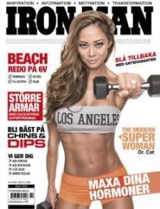 Iron Man Magazine Purchased by Binais and Dr. Cat Begovic - http://fabfitover40.com/2015/01/12/iron-man-magazine-purchased-binais-dr-cat-begovic/