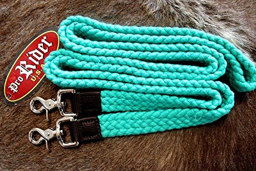 Horse Roping Western Barrel Racing Cotton Reins Braided R... https://www.amazon.com/dp/B00N3IVPO6/ref=cm_sw_r_pi_dp_x_H36jybQDWKHAK