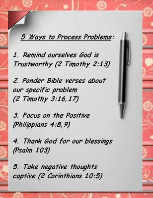 EVER FELT WORSE AFTER PRAYING? I have. Praying about problems is important if we do it the right way.