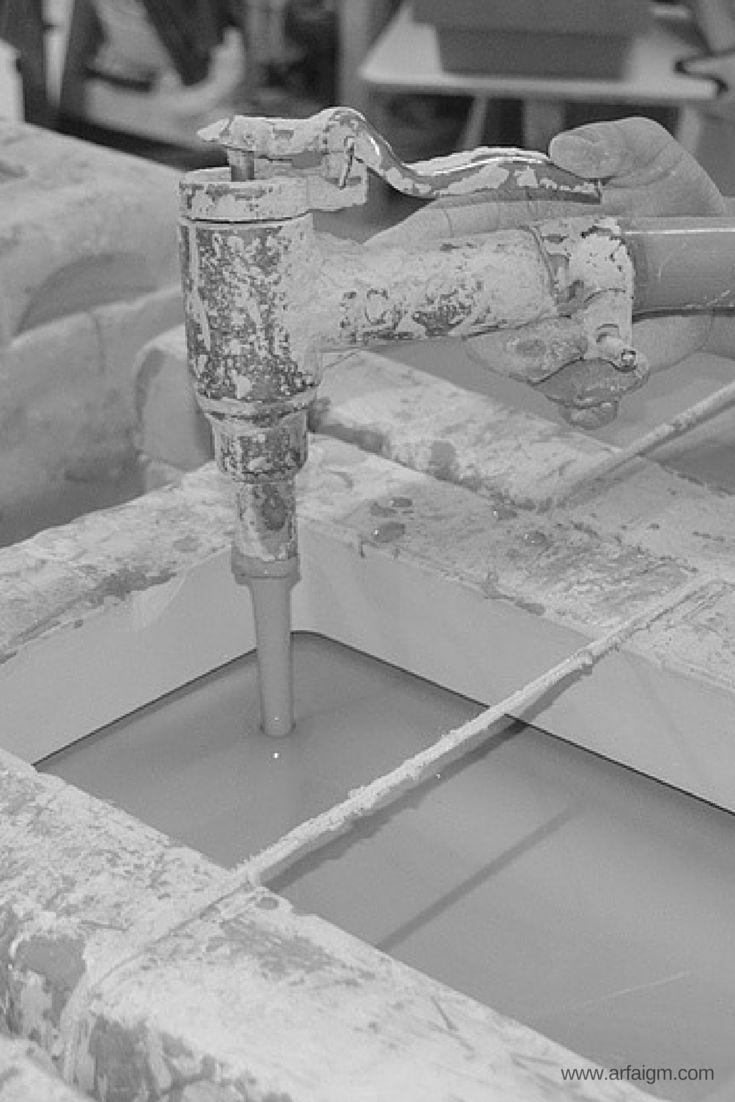 #factory #ceramicsproductionprocess #ceramics #production #manufacture #handmade #draincasting #liquidclay  | By Arfai & IGM