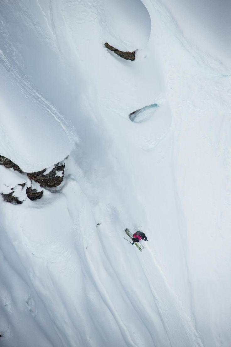 Bildergalerie aus Alaska - Freeride World Tour 2017 | Prime Skiing