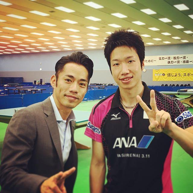 水谷選手日本人初メダルおめでとう!!! 最高!!!!!! ありがとう!!!!!!! #リオ五輪#卓球#リオオリンピック#tabletennis #pinpon#Rio#bronzemedal