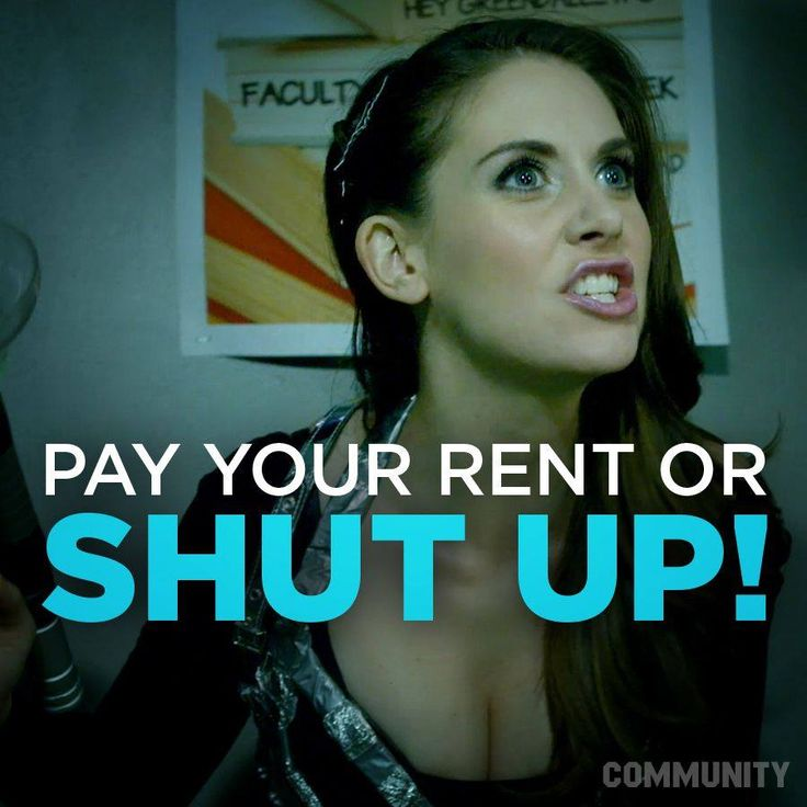 Shut Up Britta! #Community #AnniesBoobs