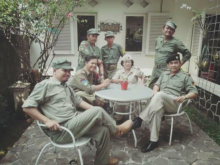 Historia van Bandung