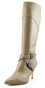 Carlos by Carlos Santana Carlos Santana Crusoe Women Synthetic Mid Calf Boot.