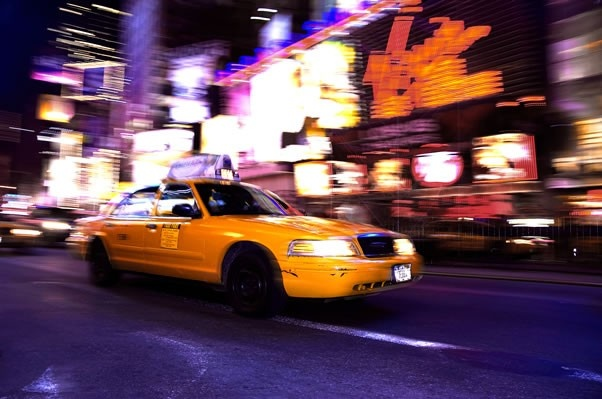 modern canvas - free worldwide shipping - Yellow Cab New York Times Square, $199.00 (http://www.moderncanvas.com.au/yellow-cab-new-york-times-square/)