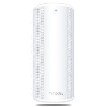 Mimoday Bluetooth Lautsprecher, Tragbare Bluetooth 4.0 Funklautsprecher 2 x 5 W mit verstärktem Bass, IPX5-SchutzartWasserfest und Stoßfest, eingebautes Mikrofon für den Innen- und Außengebrauch (Schwarz): Amazon.de: Garten