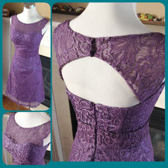 Lace bridesmaid dress purple lace dress lace dress women