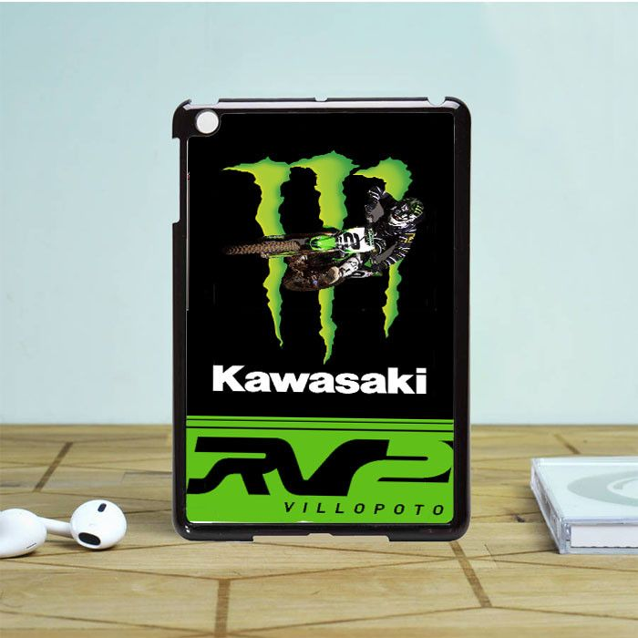 Ryan Villopoto Monster Thor Motocross iPad Mini 2 Case Dewantary