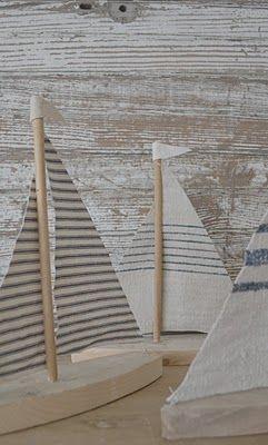 Cool DIY for nautical theme wedding
