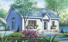 Plan de maison no. W2180 de dessinsdrummond.com