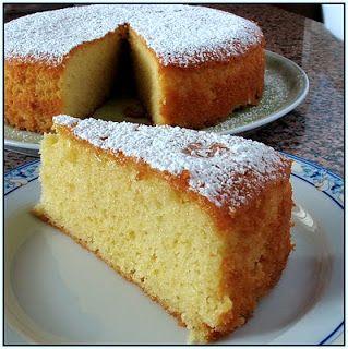 Receta express: Receta: Torta rápida y facilísima de yogur (delici...
