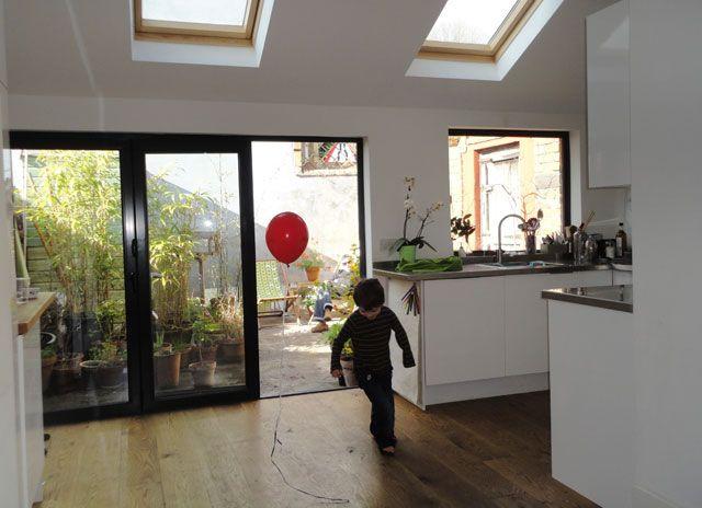 Bi Fold Doors Sliding Door & 127 best bi-fold doors and velux roof images on Pinterest   Bi fold ...